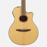 Yamaha NX Series NTX1 Acoustic Electric Classical Guitar - Natural