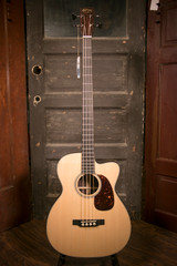 Martin BC-16E Acoustic Electric Bass Guitar