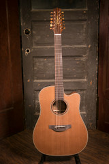 Takamine PRO Series P3DC-12 12-String Acoustic Electric Guitar