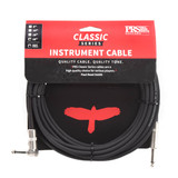 PRS Classic 25' Guitar Cable (Right Angle - Straight)