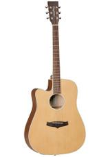 Tanglewood Winterleaf Left-Handed  Acoustic Guitar