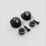 D'Addario Universal Strap Lock System - Black