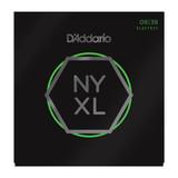D'Addario NYXL0838 Nickel Wound Electric Guitar Strings, Extra Super Light, 08-38