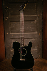Kramer KFT-1 Acoutic/Electric Guitar