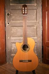 Kremona Soloist Series F65CW Left Handed Nylon Acoustic Guitar
