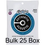 Martin MA535 Bulk Box - 25 Sets of Strings