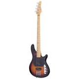 Schecter CV-4 3-Tone Sunburst Electric Bass