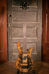 Spector NS Ethos 4 Electric Bass - Super Faded Black Gloss