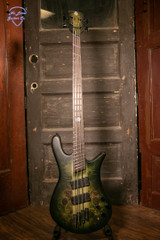 Spector NS Dimension 4 Multiscale Electric Bass - Haunted Moss Matte