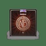 D'Addario Nickel Bornze Acoustic Guitar Strings (11-52)