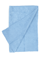 Blue Microfiber Guitar Detailing Cloth