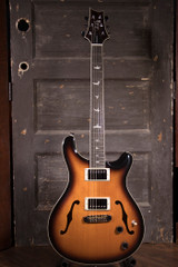 PRS SE Hollowbody Standard Electric Guitar - McCarty Tobacco Sunburst