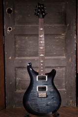 PRS S2 Custom 24 Electric Guitar - Faded Blue Smokeburst