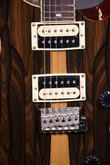 PRS SE Custom 24 Exotic Top Ziricote Electric Guitar