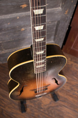 Vintage 1940's Gibson L-50 Archtop Guitar w/Case
