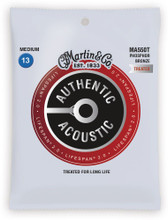 Martin Authentic Acoustic Lifespan 2.0 Treated Guitar Strings