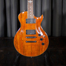 Used Ibanez ART420 Spalted Maple Honey Amber Electric Guitar w/Bag