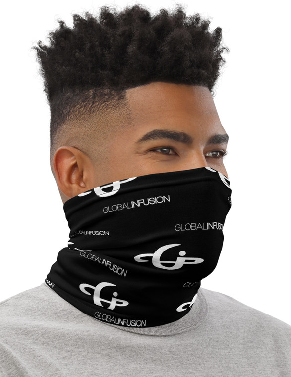 Global Infusion Classic Logo Neck Gaiter