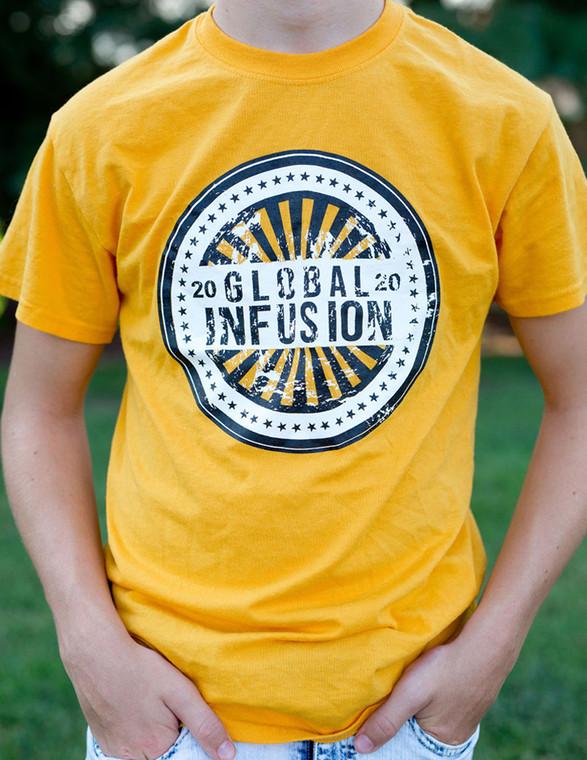 Global Infusion 2020 Logo Tee Shirt