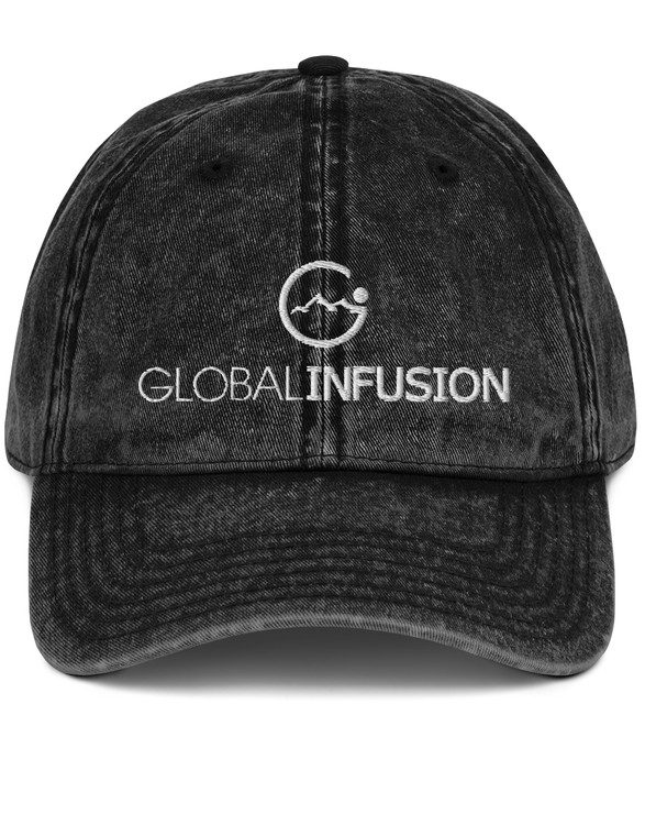 Global Infusion Logo Embroidered Hat