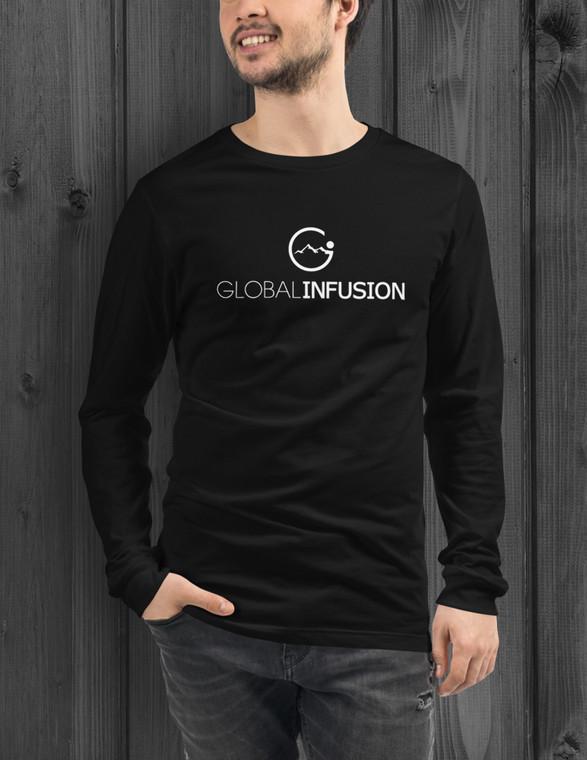 Global Infusion Logo Long Sleeve Shirt