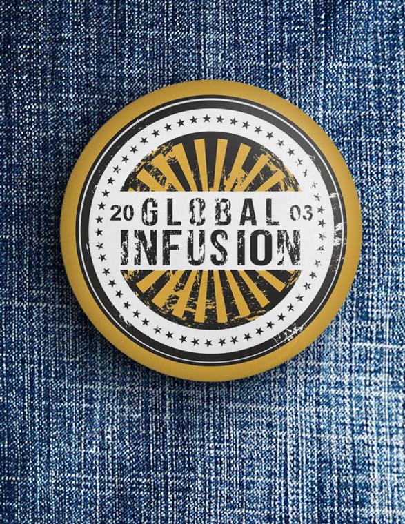 Global Infusion Est. 2003 Logo Button