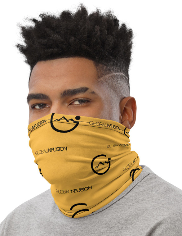 Global Infusion 2020 Logo Neck Gaiter