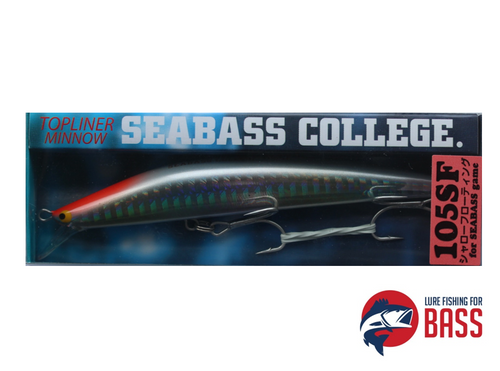 Tackle House Seabass College 105SF Sprat