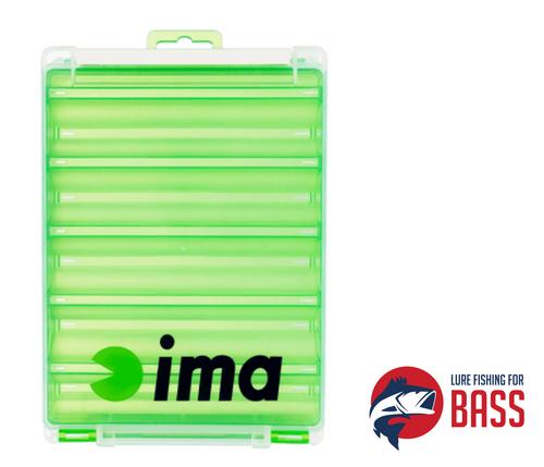 IMA Reversible Lure Box 140 Lime
