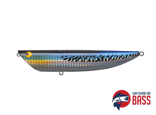 Tackle House Ripple Popper 115 Blue Mackerel