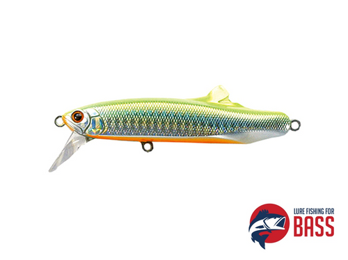 Tackle House Contact Flitz 80mm 24g Chart Back