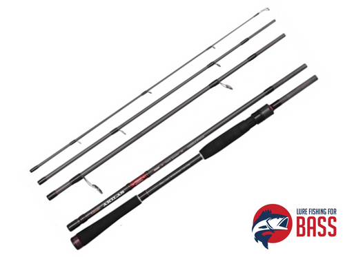 Gamakatsu Akilas Mobile 90XH Lure Rod 9FT 15-60g