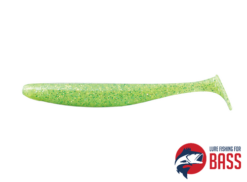 OSP DoLive Shad Lime Chart 4.5 Inch