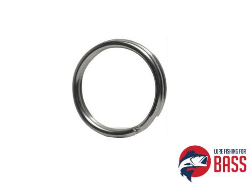 VMC Stainless Split Rings #4