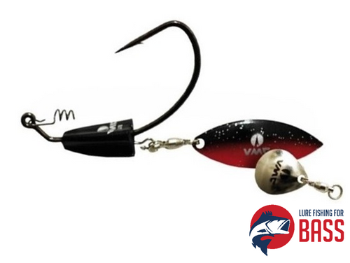 VMC Bladed Swimbait Twist 6/0 10g