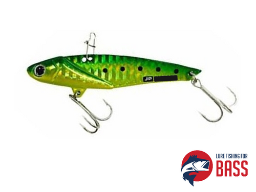 Major Craft Jigpara Blade 75 Green Gold 23g
