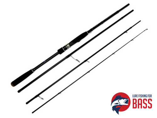 HTO Nebula HNEB27TM Travel Rod 8'10 FT 7-35g