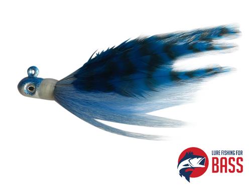 Jeck's Bucktails Blue Mackerel 28g