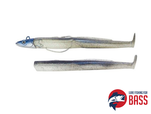 Fiiish Black Eel Shore Combo 110 #2 Electric Blue 8g