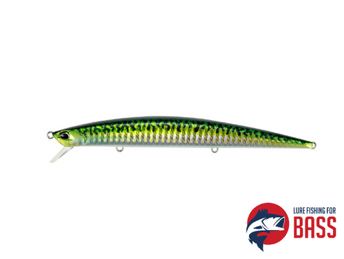 DUO Tide Minnow 140 Slim Green Mackerel 18g