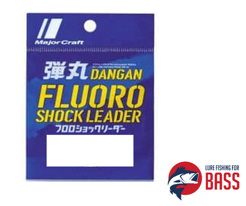 Major Craft Dangan Fluorocarbon Leader 30m 30lb