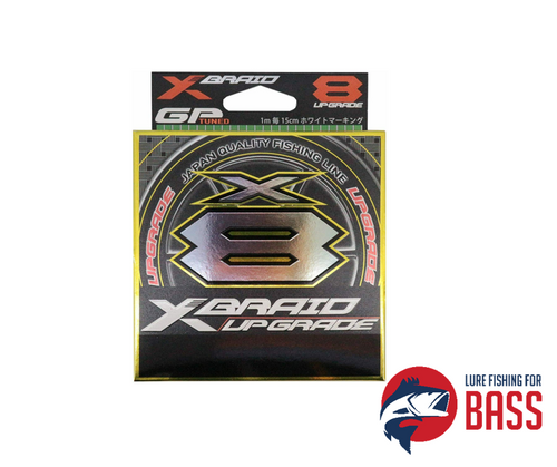 YGK X Braid Upgrade X8 150m 0.8PE 16LB