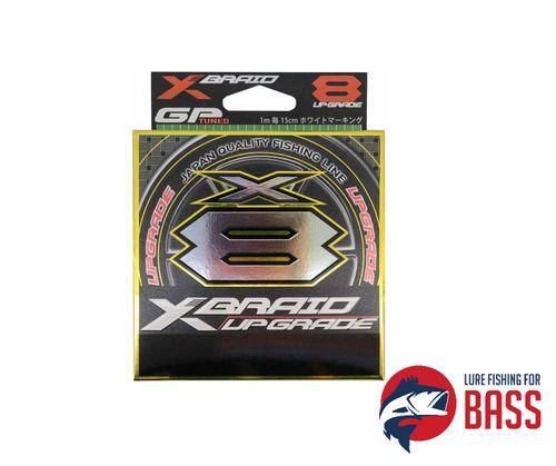 YGK X Braid Upgrade X8 150m 1.0PE 22LB