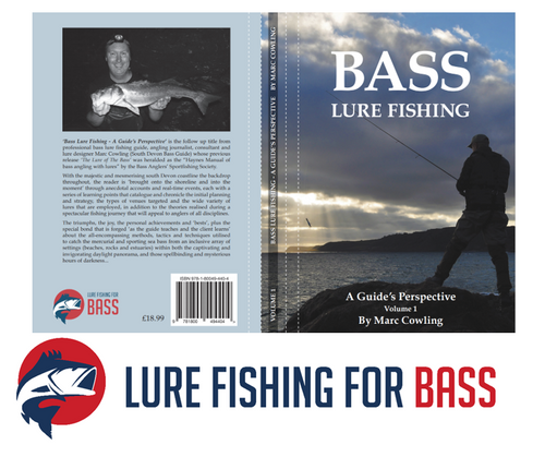 Marc Cowling - Bass Lure Fishing Book