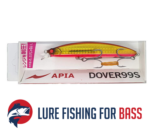 APIA Dover 99S 17g Red Gold Pink