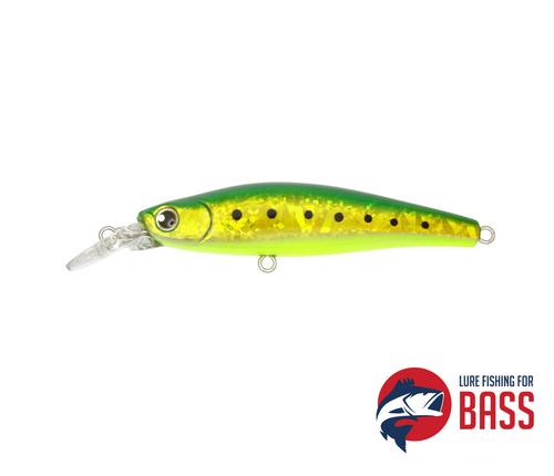 Longin RumbleBeat 80 Green Gold Sardine 12g