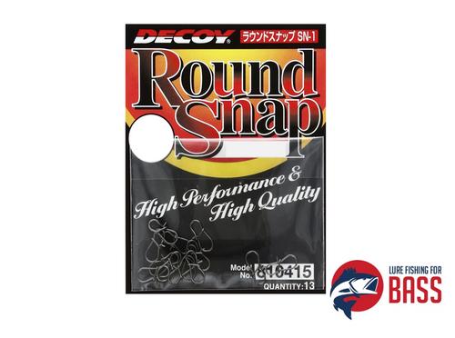 Decoy Round Snap Size #1 22lb