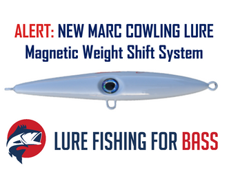 Marc Cowling Signature 'Surf' Magnetic Weight Shifting (MWS) Needlefish