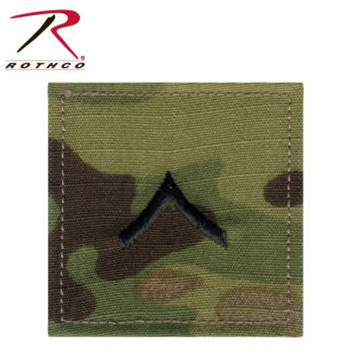 Official US Made Embroidered Rank Insignia-OCP