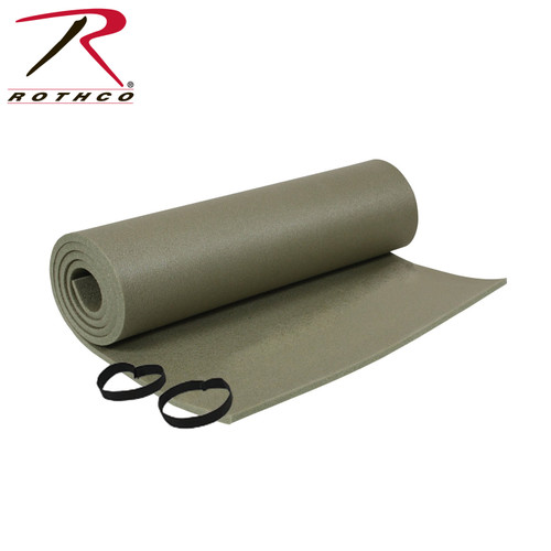 Rothco Foam Sleeping Pad With Ties (4089)